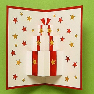 30+ Pop Up Christmas Cards