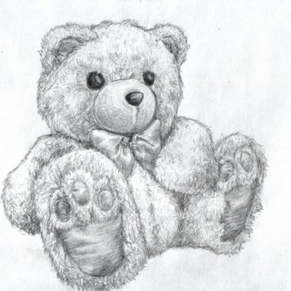 10+ Lovely Teddy Bear Drawings for Inspiration