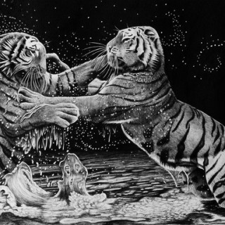 10+ Cool Tiger Drawings for Inspiration