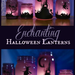 20 Creative Mason Jar Crafts for Halloween