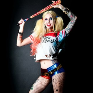 DIY Harley Quinn Costumes & Crafts