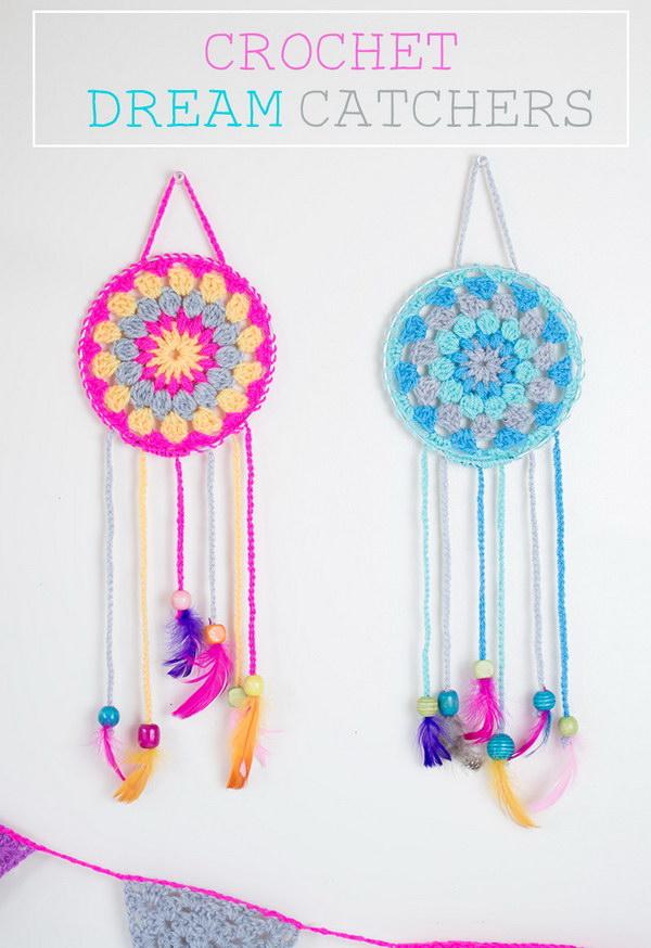 6 easy crochet projects