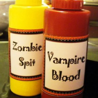 DIY Halloween Vampire Ideas