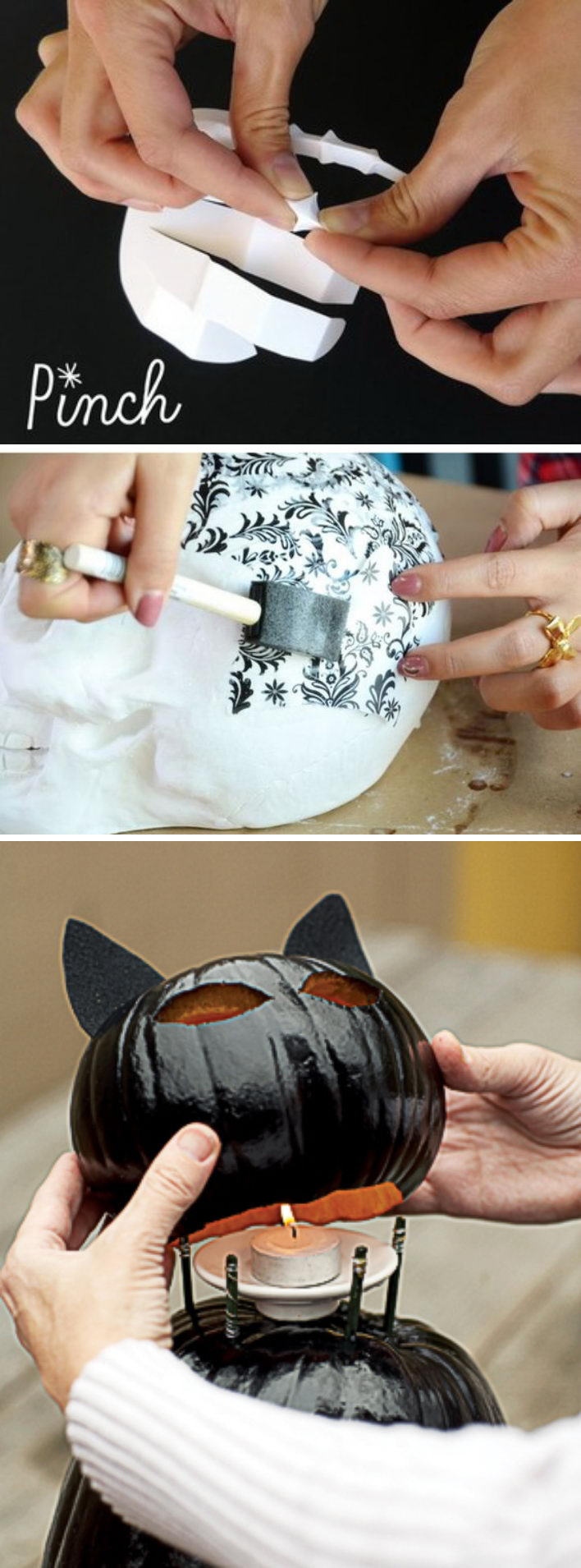 25 Easy and Cheap DIY Halloween Decoration Ideas.