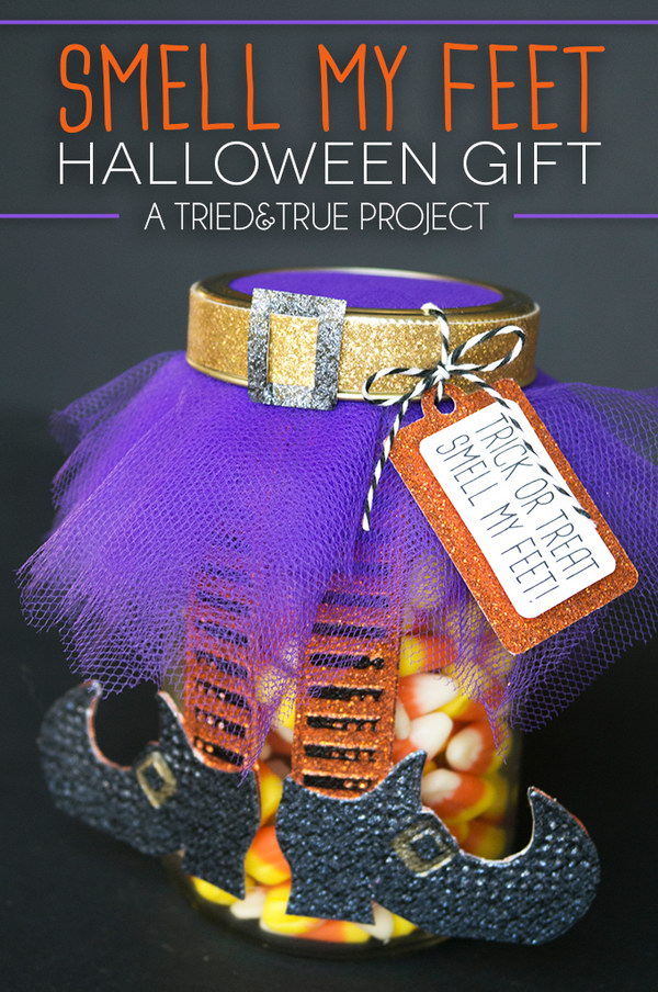 2 mason jar crafts for halloween
