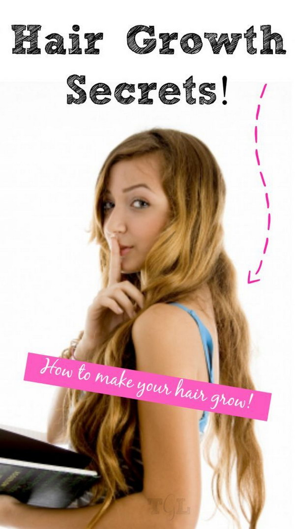 Hair Growth Secrets: Home Remedies for Hair Growth.