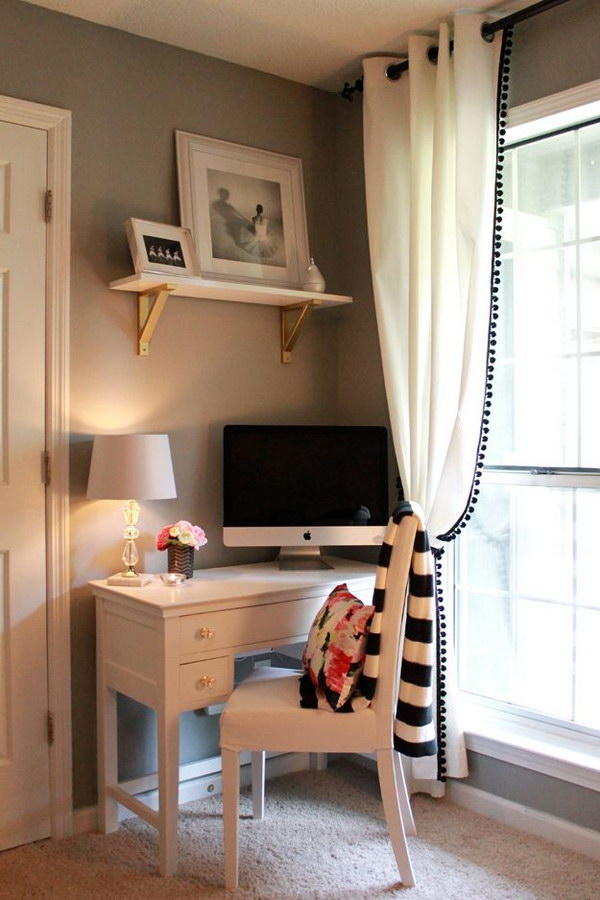 25 diy ideas tutorials for teenage girl 39 s room - Cute teen room ideas ...
