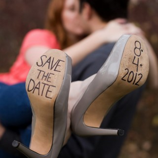 30 Fun & Creative Save the Date Photo Ideas