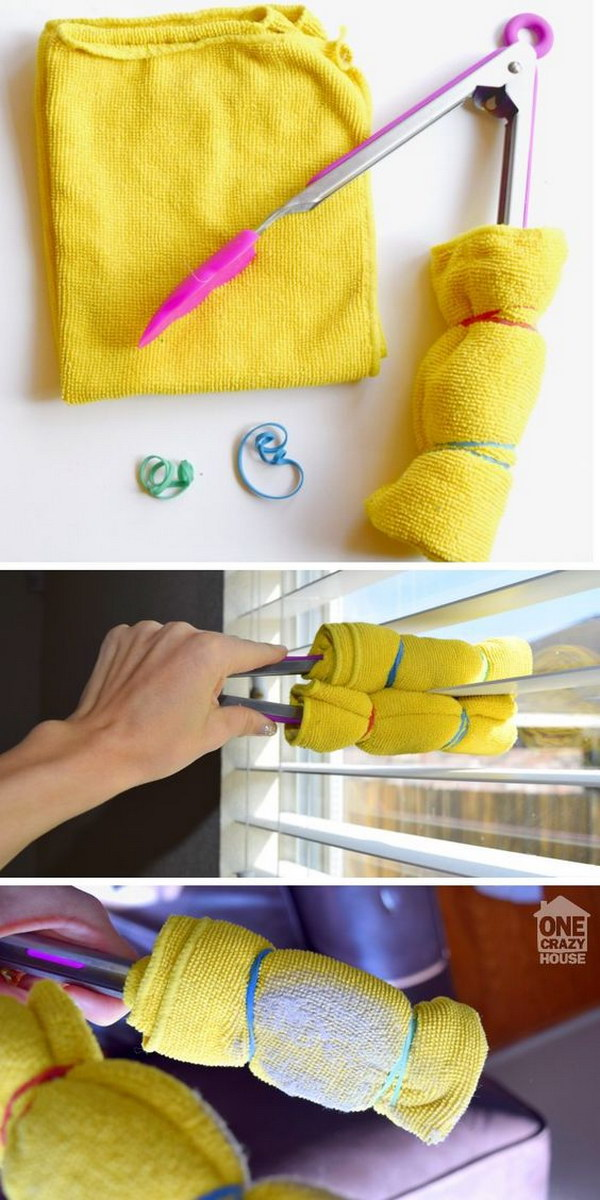 The Most Efficient Way to Clean Window Your Blinds.