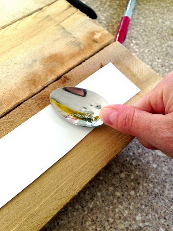 How To Make A Freezer Paper Transfer.