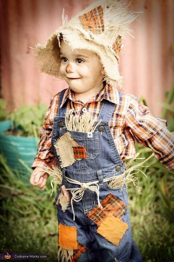 Creative Diy Scarecrow Ideas For Kids To Have Fun 2017