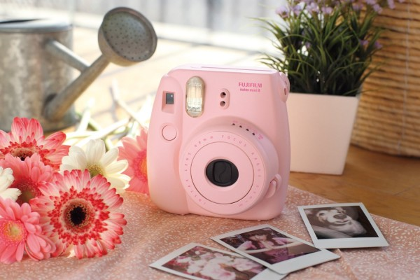 Fujifilm Instax Mini 8 Instant Film Camera.