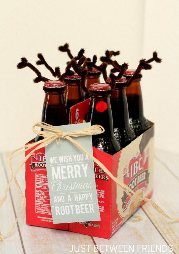 Happy Root Beer Printable