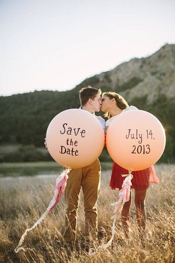 Giant Balloons and Fabric Tassels