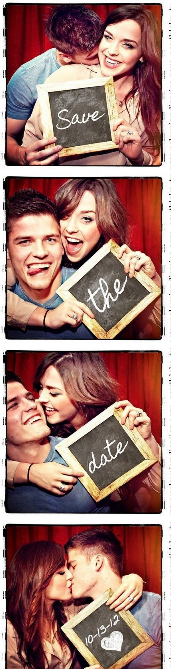 Save the Date Photo Booth