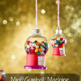 30 DIY Christmas Ornament Ideas & Tutorials