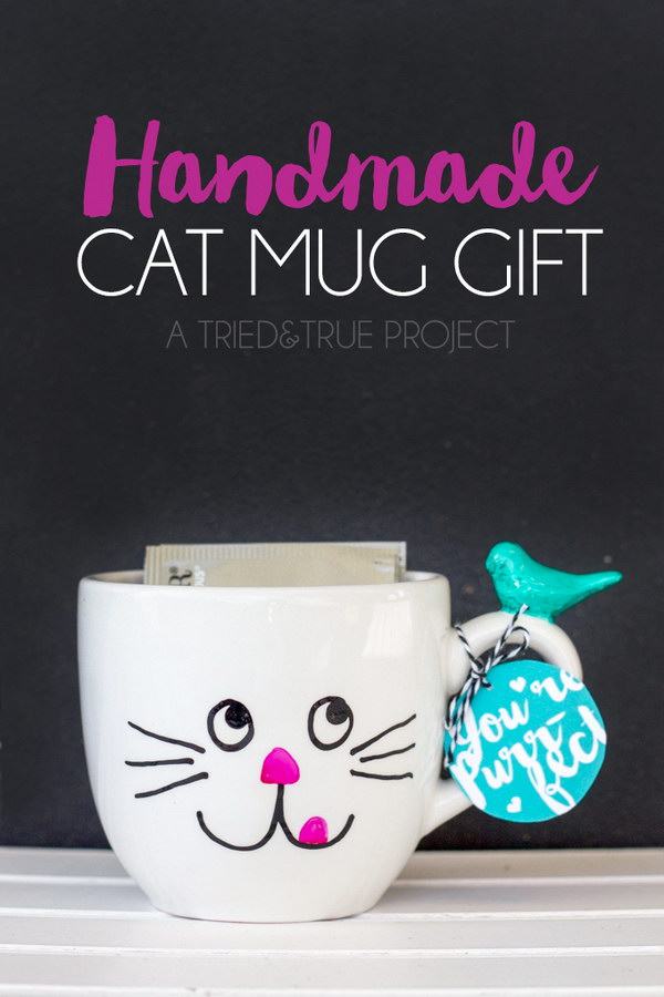 Handmade Mug Gifts.