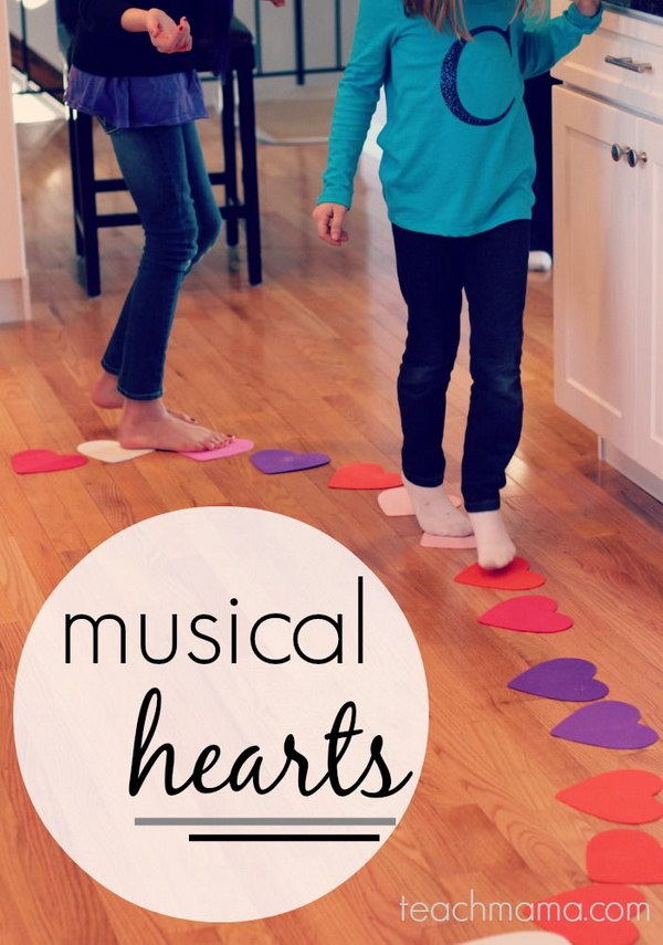 The Musical Hearts