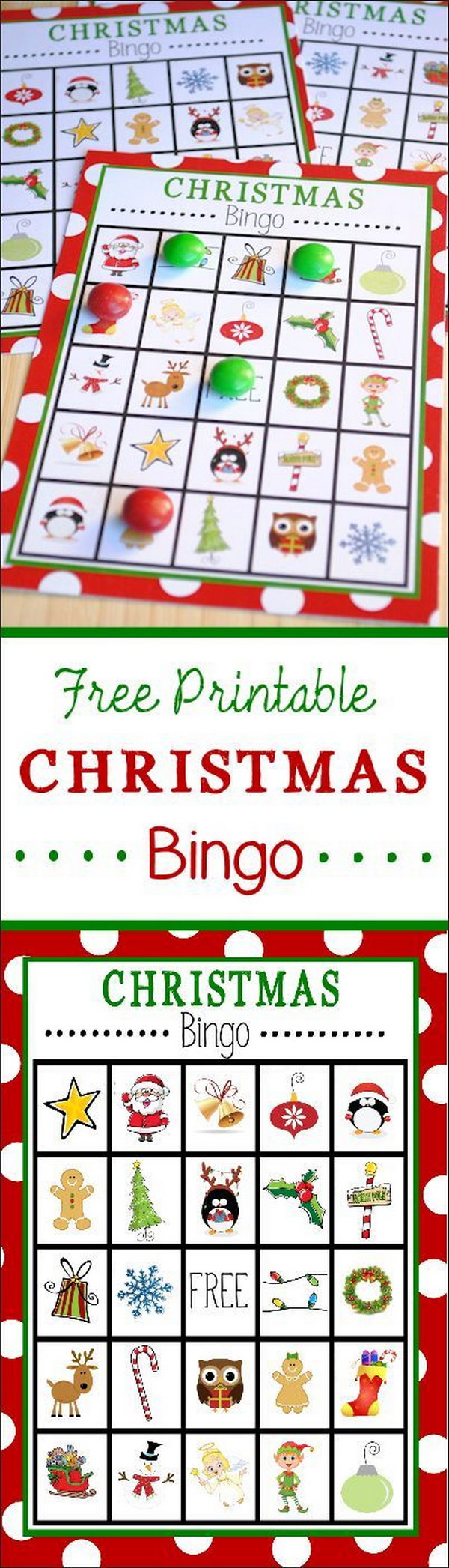 Christmas Classroom Decoration Printables ~ Holiday party games and activities for kids