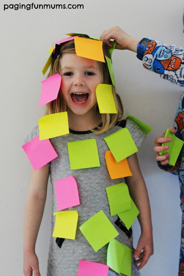 Post it Note Challenge