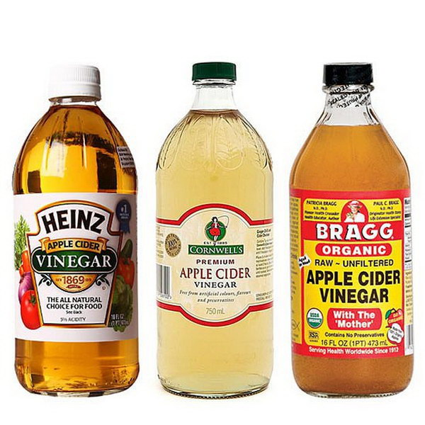 Apple Cider Vinegar as Teeth Whitener.