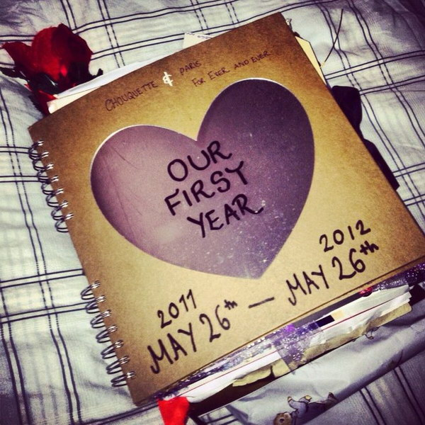 Our Friend Ship Its A Lofe Long Memories For Mi: 25 Romantic DIY Valentine's Gifts For Him 2017