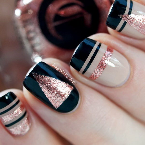 Black and gold nail designs tumblr gallery nail art and nail glitter nail designs tumblr choice image nail art and nail black and gold nail designs tumblr prinsesfo Choice Image