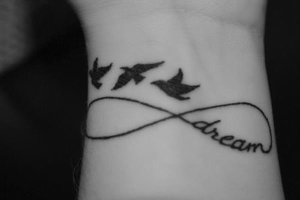 Dream Infinity Tattoo.