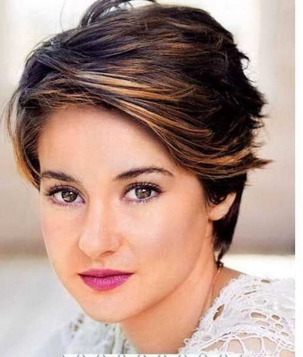 Outstanding 25 Beautiful Short Haircuts For Round Faces Ideastand Short Hairstyles Gunalazisus
