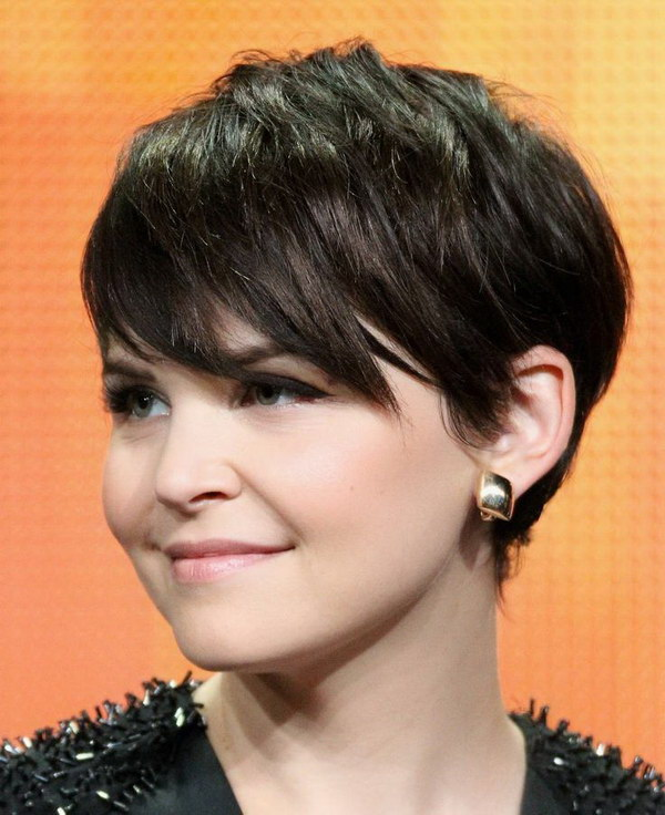 Brilliant 25 Beautiful Short Haircuts For Round Faces Ideastand Short Hairstyles Gunalazisus