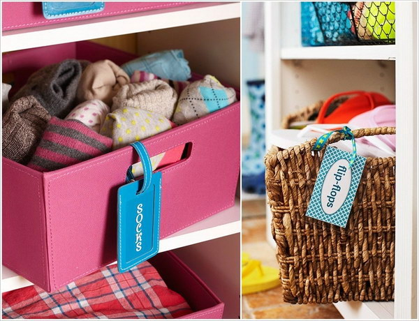 2 life hacks for your tiny closet