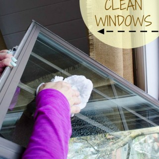 Simple and Creative Window Cleaning Tips