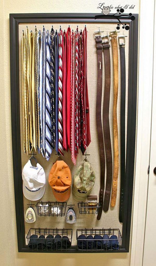 3 life hacks for your tiny closet