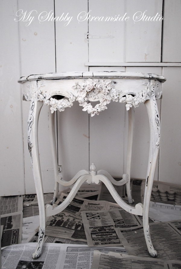 Old Furniture Refinishing Using Annie Sloan Paint