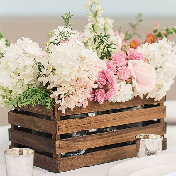 30 beautiful diys for your spring decoration 2017 diy rustic spring centerpieces mightylinksfo