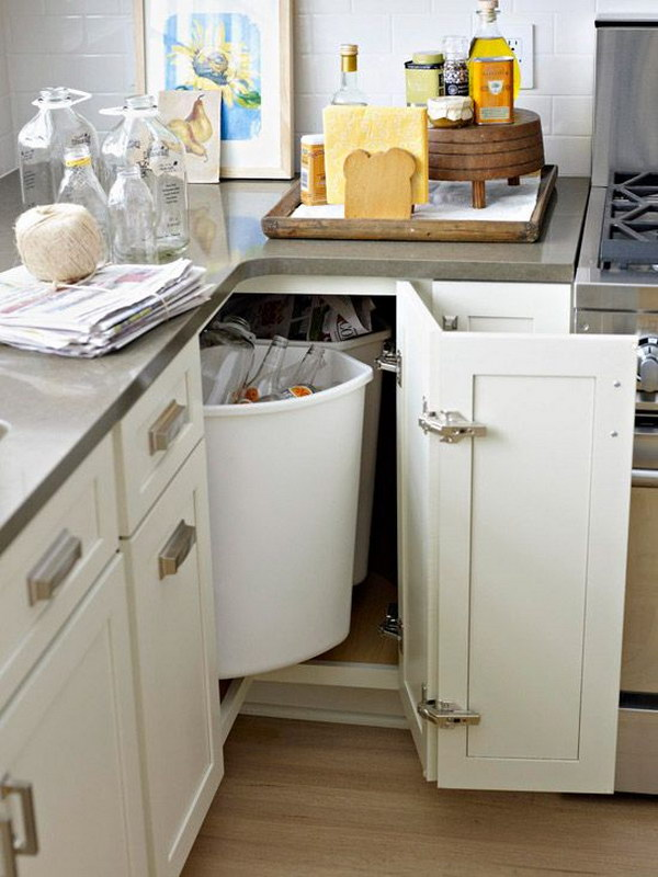 kitchen corner storage ideas kitchen corner cabinet storage ideas 2017 19365