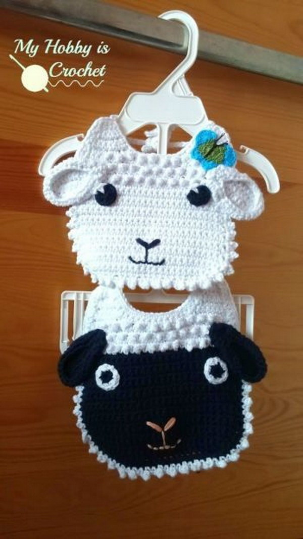 Free Crochet Pattern Baby Lamb : 20+ Adorable Crochet Patterns for Babies