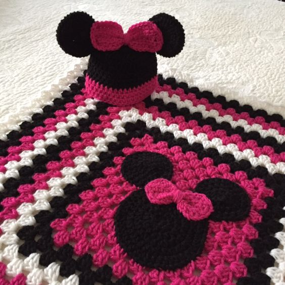 crochet baby blanket instructions