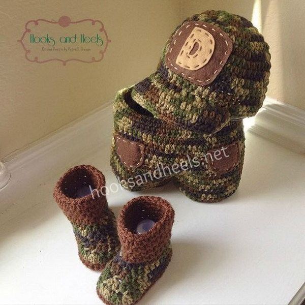 Adorable Crochet Patterns Babies