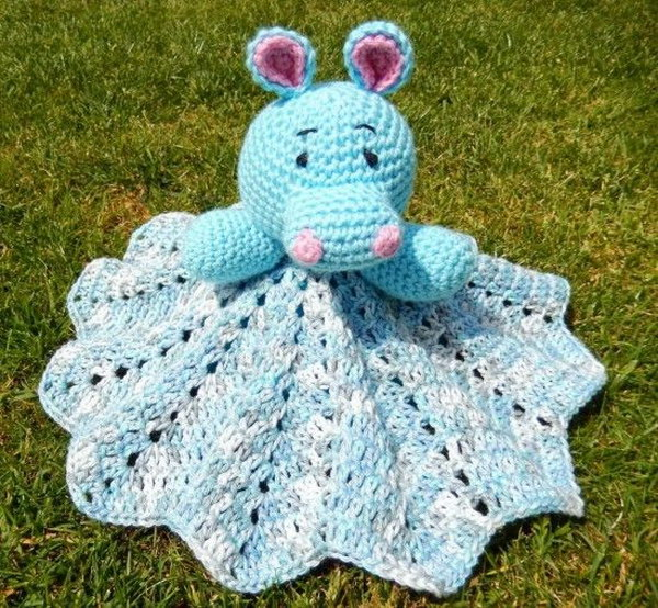 Free Pattern Crochet Lovey : 20+ Adorable Crochet Patterns for Babies