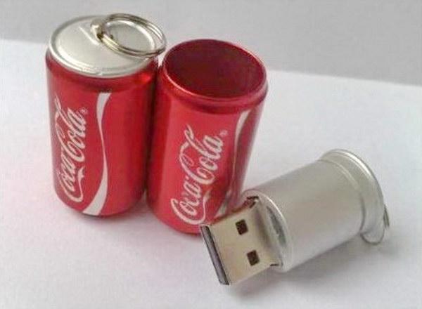 Coca Cola USB Flash Drive.