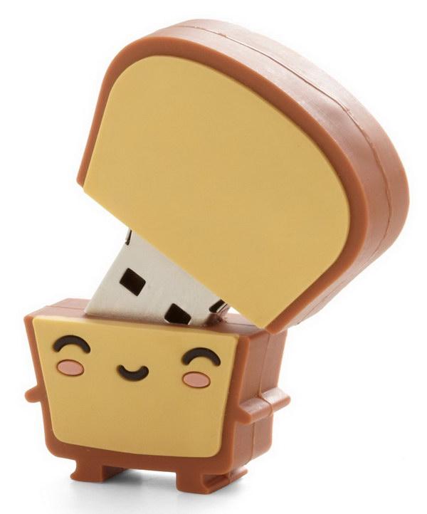 Toast USB Drive.