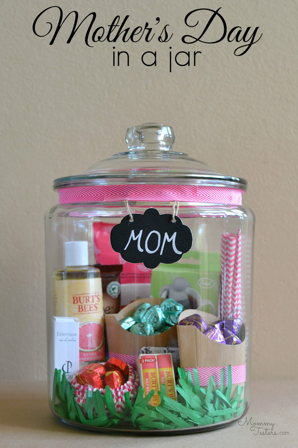 30 Diy Mother 39 S Day Gifts With Lots Of Tutorials 2017