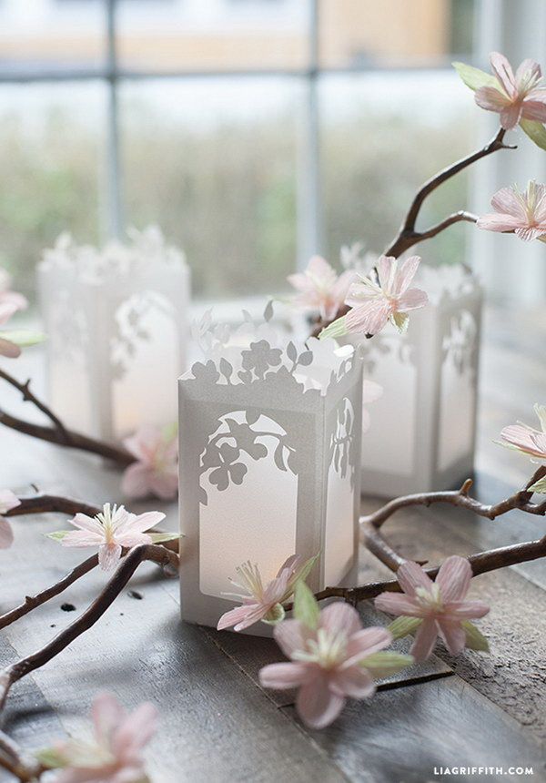Beautiful diys for your spring decoration