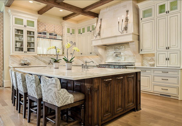 Marble Counter Top and Back Splash