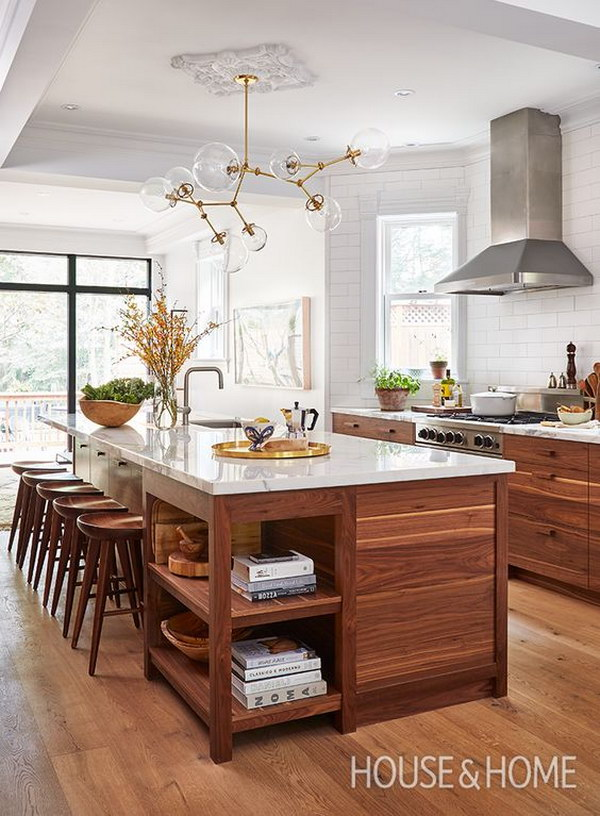 awesome kitchen lighting ideas  ideastand, Kitchen design