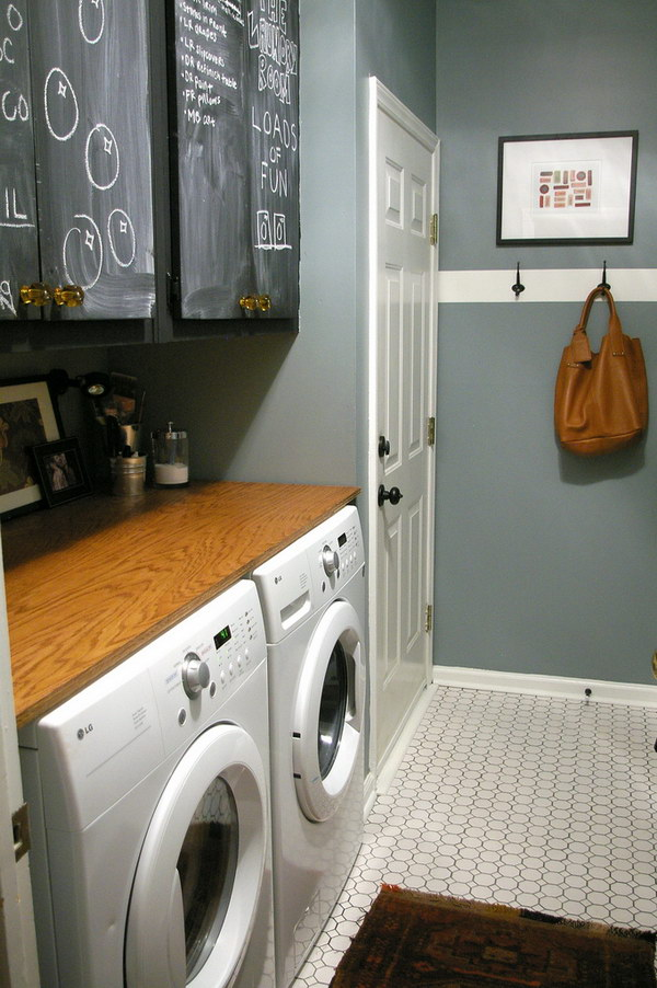 50 Laundry Storage And Organization Ideas 2017