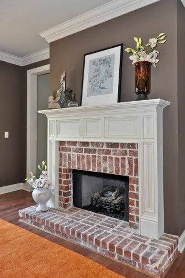 Dark Gray Living Room.