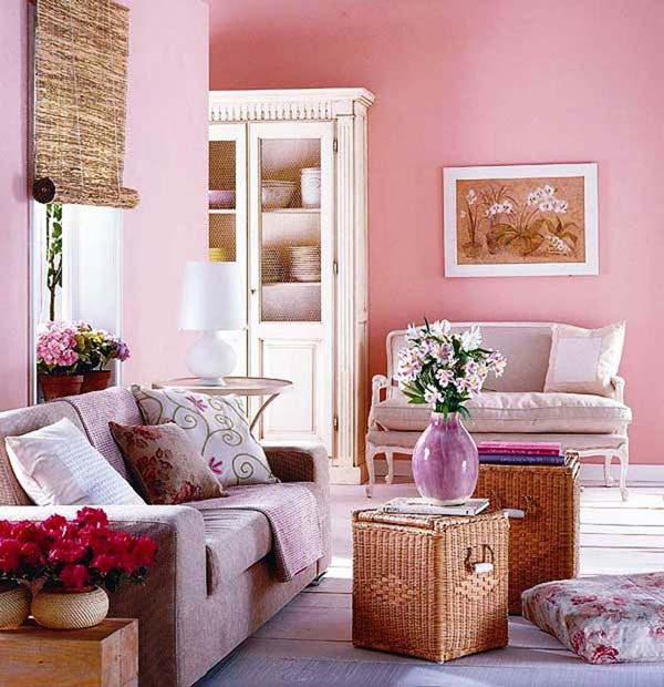 Pretty Living Room Colors For Inspiration 2017