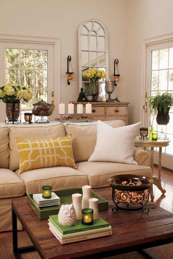 Neutral Living Room.